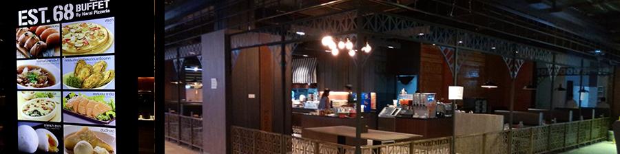 est.68 buffet by narai pizzeria